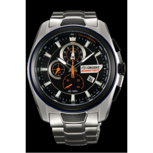 Orient Speedtech Quartz Chronograph Sti Collection Stz00001b0